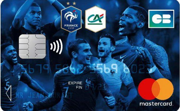 La Carte Credit Agricole