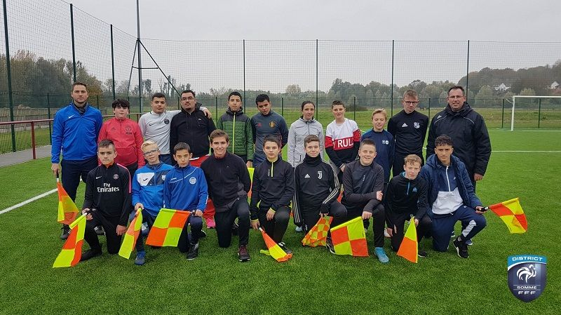 Formation Initiale d'Arbitres